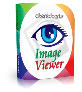 Detailed Image Viewer with AJAX Interface & Hover Zoom