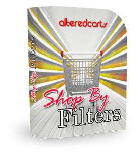 Shop By Filters - Product Filtering by Category, Extra Fields, Options and more