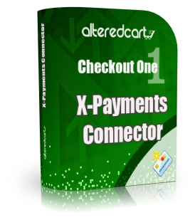 X-Payments Connector For Checkout One
