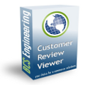 Customer Review Viewer - Xcart Mod