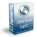 Customer Rewards for X-cart 5 (Reward Points and Discounts)