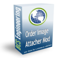 X-cart Order / Product Image Attacher / File uploader