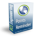 Points Reminder for X-cart! - Customer Reward Points Addon